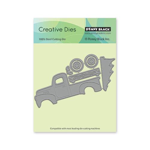 Penny Black - Creative Dies - Vintage Truck