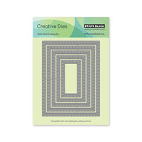 Penny Black - Creative Dies - Stitched Loops