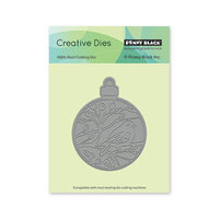 Penny Black - Christmas - Creative Dies - Bird Ornament