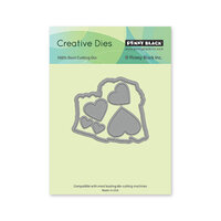 Penny Black - Share The Love Collection - Creative Dies - Bear-y Much Cut Out