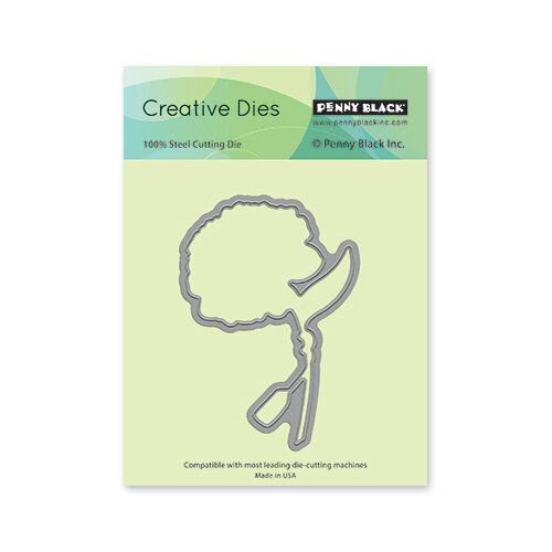 Penny Black - Share The Love Collection - Creative Dies - Dear Friend Cut Out