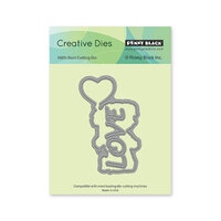 Penny Black - Share The Love Collection - Creative Dies - Little Charmer Cut Out