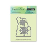 Penny Black - Dies - Christmas - Fur You Cut-Out