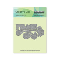 Penny Black - Home For Christmas Collection - Creative Dies - Peaceful Pines