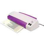 Purple Cows Incorporated - 13 Inch Hot and Cold Laminator Kit 2