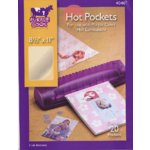Purple Cows Incorporated - Hot Pockets - 8.5x11 - Laminator Refill Pockets