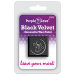 Purple Cows Incorporated - Encaustic Paint Cubes - Black Velvet