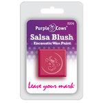 Purple Cows Incorporated - Encaustic Paint Cubes - Salsa Blush
