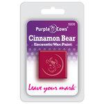 Purple Cows Incorporated - Encaustic Paint Cubes - Cinnamon Bear
