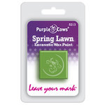 Purple Cows Incorporated - Encaustic Paint Cubes - Spring Lawn