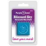 Purple Cows Incorporated - Encaustic Paint Cubes - Blizzard Sky