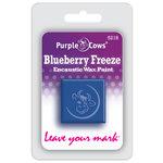 Purple Cows Incorporated - Encaustic Paint Cubes - Blueberry Freeze