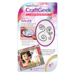 Purple Cows Incorporated - Craft Geek - Wind It