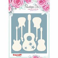 Penelope Dee - Maestro Collection - Embellish It - Guitar Wood Veneers