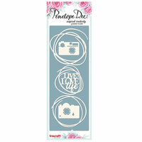 Penelope Dee - Photogenic Collection - Embellish It - Camera and Scribbles