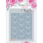 Penelope Dee - Photogenic Collection - Stencil - Deco Floral