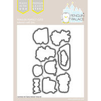 Penguin Palace - Perfect Cuts - Dies - Spooky Halloween