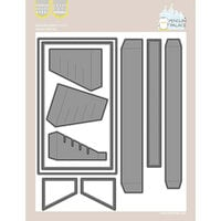 Penguin Palace - Perfect Cuts - Dies - Cinematic Shadow Box