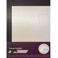 Penguin Palace - 8.5 x 11 Heavyweight Premium Cardstock - Tuxedo Glam
