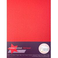 Penguin Palace - 8.5 x 11 Heavyweight Premium Cardstock - Red Carpet