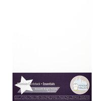 Penguin Palace - 8.5 x 11 Heavyweight Premium Cardstock - Essentials - Bright White