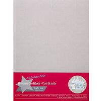 Penguin Palace - The Sandstone Series - 8.5 x 11 Heavyweight Premium Cardstock - Cool Granite