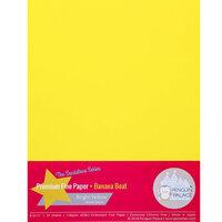 Penguin Palace - The Sandstone Series - 8.5 x 11 Premium Fine Paper - Banana Boat