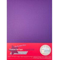 Penguin Palace - The Sandstone Series - 8.5 x 11 Premium Fine Paper - Lavender Field