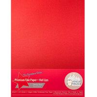 Penguin Palace - The Sandstone Series - 8.5 x 11 Premium Fine Paper - Hot Lips