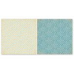 The Paper Loft - Easy Breezy Collection - 12 x 12 Double Sided Paper - Happy Go Lucky