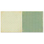 The Paper Loft - Easy Breezy Collection - 12 x 12 Double Sided Paper - See You Later Alligator
