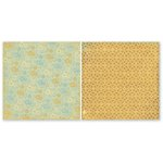 The Paper Loft - Easy Breezy Collection - 12 x 12 Double Sided Paper - Walk in the Park