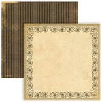 The Paper Loft - For the Record Collection - 12 x 12 Double Sided Paper - Accounts