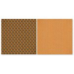 The Paper Loft - Gone Camping Collection - 12 x 12 Double Sided Paper - Campfire