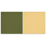 The Paper Loft - Gone Camping Collection - 12 x 12 Double Sided Paper - Pine
