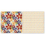 The Paper Loft Collection - Happenstance Collection - 12 x 12 Double Sided Paper - Serendipity