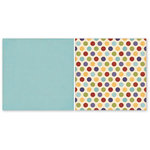 The Paper Loft Collection - Happenstance Collection - 12 x 12 Double Sided Paper - Coincidence