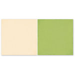The Paper Loft Collection - Home Cookin Collection - 12 x 12 Double Sided Paper - Celery