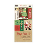 The Paper Loft - A Holly Jolly Christmas Collection - Cut Apart Cardstock Pieces - North Pole