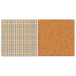 The Paper Loft - Huckleberry Pond Collection - 12 x 12 Double Sided Paper - Dragonflies