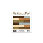 The Paper Loft - Huckleberry Pond Collection - 6 x 6 Distressed Paper Pad
