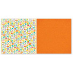 The Paper Loft Collection - In Full Bloom Collection - 12 x 12 Double Sided Paper - Tulips