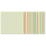 The Paper Loft Collection - In Full Bloom Collection - 12 x 12 Double Sided Paper - Bouquet