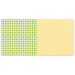 The Paper Loft Collection - In Full Bloom Collection - 12 x 12 Double Sided Paper - Sunshine