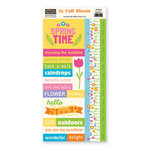 The Paper Loft Collection - In Full Bloom Collection - Cardstock Pieces - Outdoors