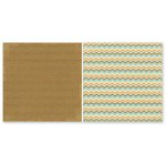The Paper Loft - On the Go Collection - 12 x 12 Double Sided Paper - Like a Flash