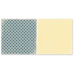 The Paper Loft - Persnickety Collection - 12 x 12 Double Sided Paper - Prim