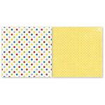 The Paper Loft Collection - Stop and Go Collection - 12 x 12 Double Sided Paper - Roundabout