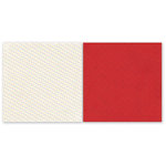The Paper Loft Collection - Stop and Go Collection - 12 x 12 Double Sided Paper - Intersection