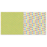 The Paper Loft Collection - Stop and Go Collection - 12 x 12 Double Sided Paper - Parking Lot